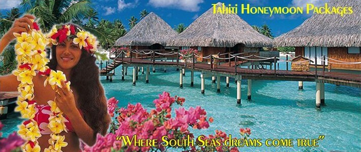 All Inclusive Honeymoon Vacations: Tahiti Honeymoons