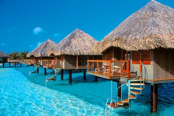 Bora Bora Exotic Honeymoon South Pacific Vacations