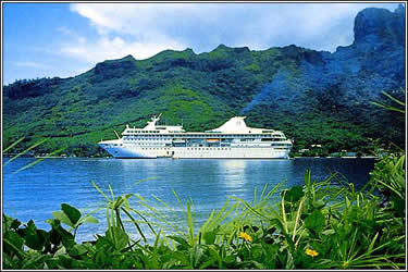Regent Seven Seas Cruises - Paul Gauguin