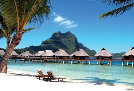 Bora Bora Honeymoons and Vacations