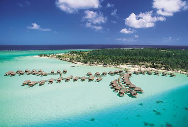 Bora Bora Bounty - Bora Bora & Tahiti