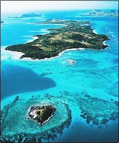 Turtle Island Resort