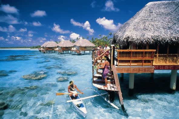 All Inclusive Honeymoon Packages to Tahiti | Tahiti Honeymoon Packages