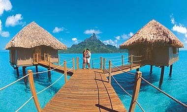 Exotic Honeymoon - Bora Bora & Tahiti