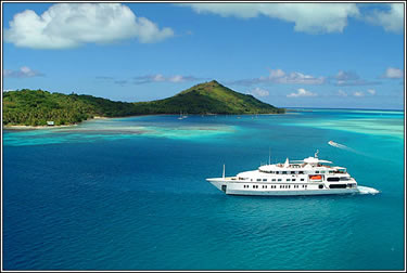 Tahiti Cruises | South Pacific Vacations | South Pacific ...
